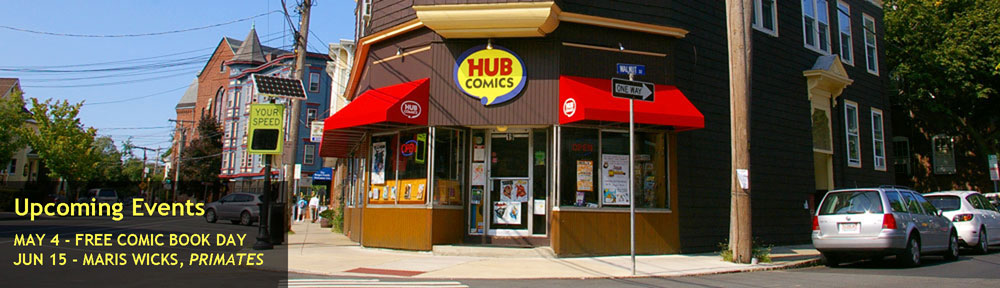 Welcome to Hub Comics!