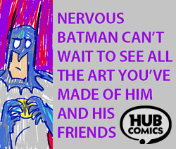 Hub Comics Batman